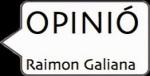Opinió Raimon